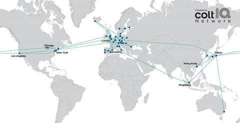 Colt's network