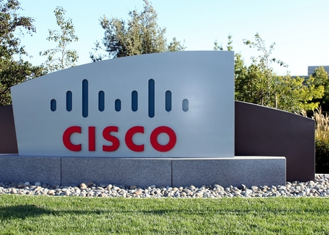 Cisco sign (flikr)