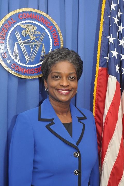 FCC Commissioner Clyburn Image: FCC
