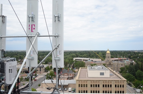 Mobile launches 600Mhz network in Cheyenne