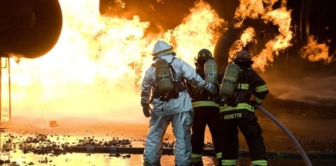 Firefighters public safety firstnet AT&T (FirstNet)