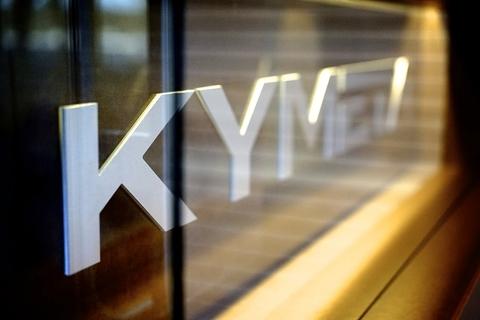 Kymeta sign (Kymeta)
