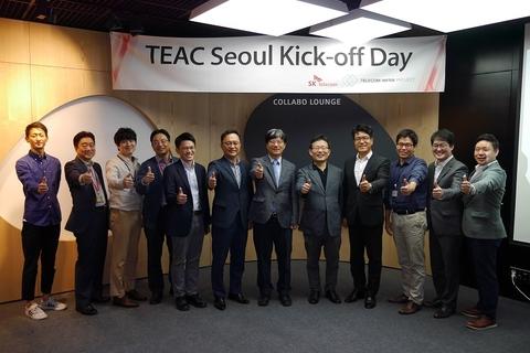 TEAC Seoul (SK Telecom)