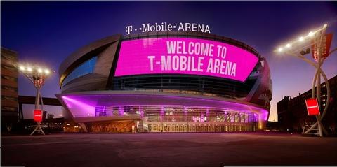 t-mobile arena (T-Mobile)