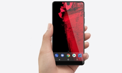 Essential Phone with 360-degree camera on sale for $399