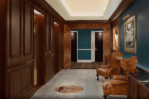 Kobi Karp Architecture And Interior Design, An Architectural Firm Based In  Miami, Headed The Redesign For The Hotel.