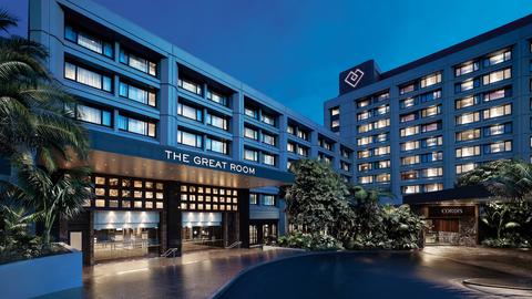 Sofitel Auckland Viaduct Habour - Luxury Waterfront Hotel