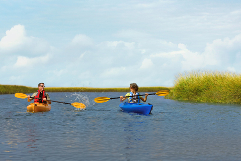 Kayaking at Omni Amelia Island Plantation Resort Editorial