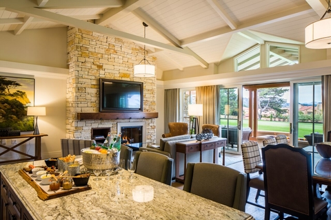 One Of Fairway Oneu0027s Cottage Spaces. // Photo Courtesy Of Pebble Beach  Resorts