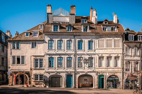 Besancon La Maison Natale de Victor Hugo