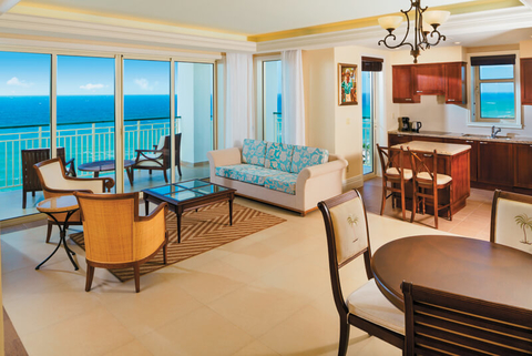 Jewel Grande Montego Bay Living Room