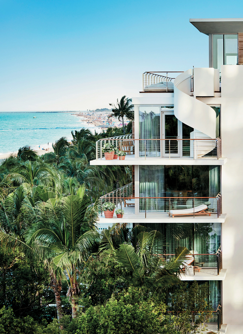 Miami Beach Edition Exterior