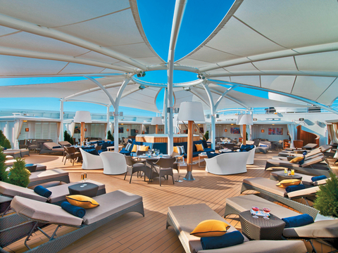 Seabourn Encore The Retreat