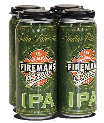 Fireman's Brew Off Duty beers and On Duty sodas and coffees - What's Shakin' week of August 28