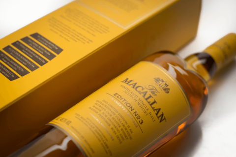 The Macallan Edition No. 3 Scotch whisky - What's Shakin' week of August 28