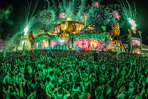 The Kinetic Field stage at EDC Las Vegas is an example of immersion - 7 Things Operators can Learn from EDC Las Vegas