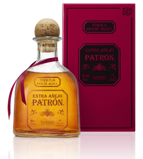 Patrón Tequila Extra Añejo - What's Shakin' week of September 11