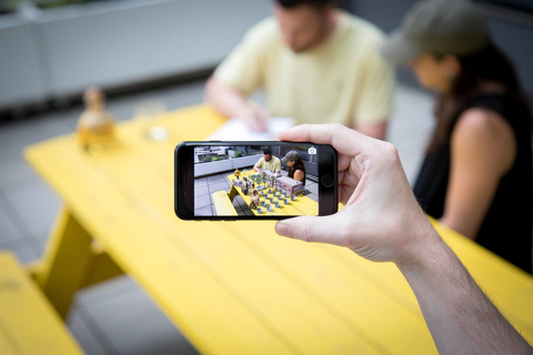 The Patrón Experience augmented reality app by Patrón Tequila - What's Shakin' week of September 18