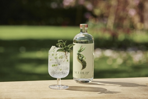Seedlip Garden 108 non-alcohol spirit - Scents and Sensibility