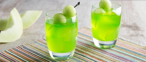 Melon Ball cocktail by Beam Suntory - Midori drink recipes