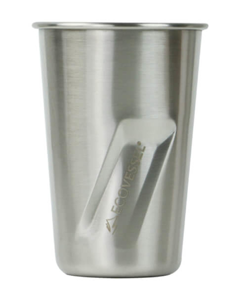 EcoVessel The Stout stainless steel pint - Booze & Baubles Holiday Gift Guide