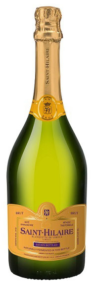 Saint Hilaire Blanquette de Limoux sparkling wine - 8 Types of Bubbly You & Your Guests Need to Know