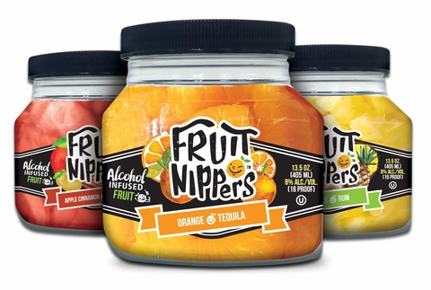 Fruit Nippers, LLC infused fruits - What's Shakin' week of October 2