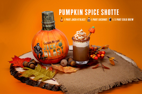 Captain Morgan's seasonal Jack-O'Blast returns for fall - What's Shakin' week of October 2