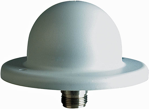 Antenna offers IP65-level protection.