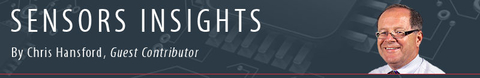 Sensors Insights by Chris Hansford