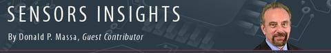 Sensors Insights by Donald P. Massa