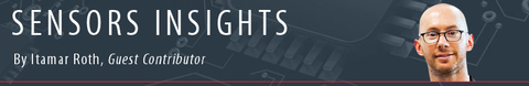 Sensors Insights by Itamar Roth