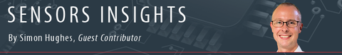 Sensors Insights by Simon Hughes