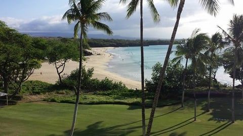Hapuna Beach Prince Hotel and Gold Course