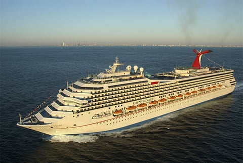 Cruises could be kept out of Galveston until Tuesday due to hurricane