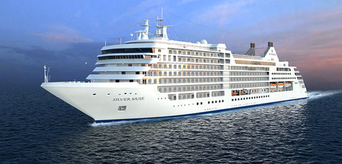 Silversea To Build New Luxury Cruise Ship The Silver Moon - New luxury cruise ships