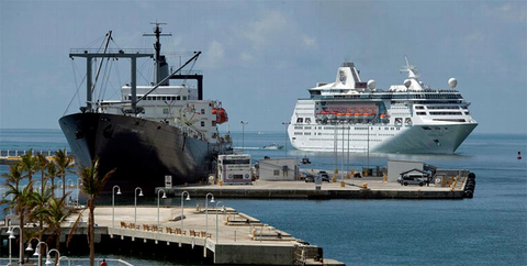 Key West PostIrma Whats Open For Cruisers On A Port Call - Cruise ships key west