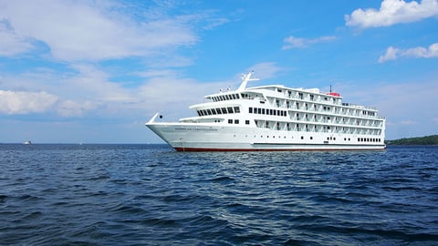 American Cruise Lines Newest Ship To Set Sail To Alaska In Summer - Us flagged cruise ships
