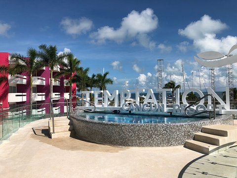 Also In The News Is Temptation Cancun Resort Soft Launched August It Held A Grand Re Opening Celebration This Week Event Kicked Off Travel