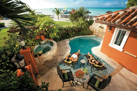 Sandals Grande Antigua will close for maintenance later this month and reopen in mid-December.