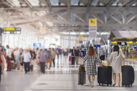Stats Atlanta LAX Top Busiest Thanksgiving Airports Travel - The 10 busiest us airports at thanksgiving