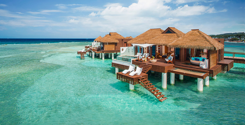 Sandals Resorts Launches New Aisle To Isle Destination