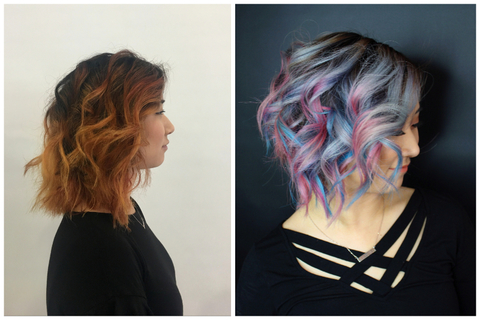 paul mitchell hair glaze color demi permanent paige anderson pewaukee wi paul mitchell the school milwaukee paul announces color outside the lines 2018 contest winners