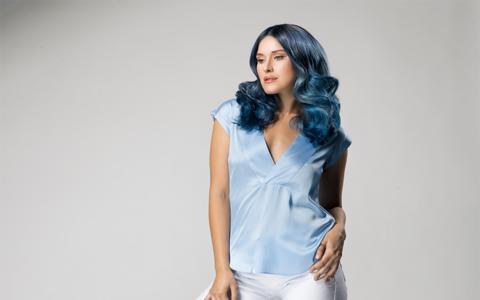 denim blue   chi collection