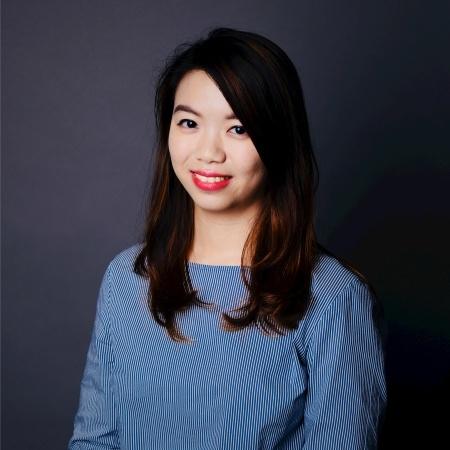 Elaine Zhang, Microsoft Dynamics Product Marketing Manager