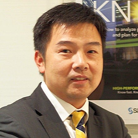 Wilson Ho, General Manager – Hong Kong, SAS