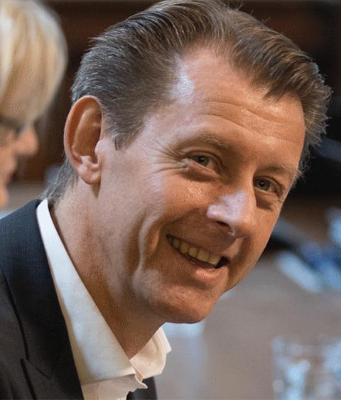 John Beadle - CEO PsiOxus