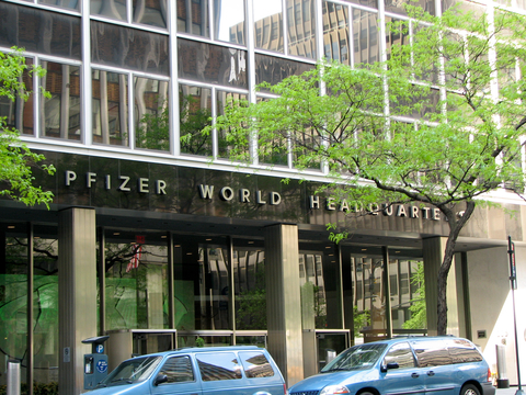 Pfizer HQ