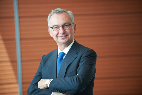 Jose Baselga headshot from MSK