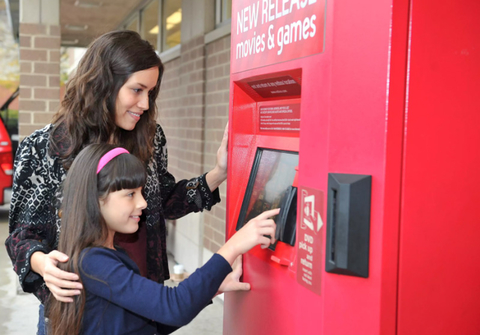 Redbox launches on-demand movie and TV streaming service